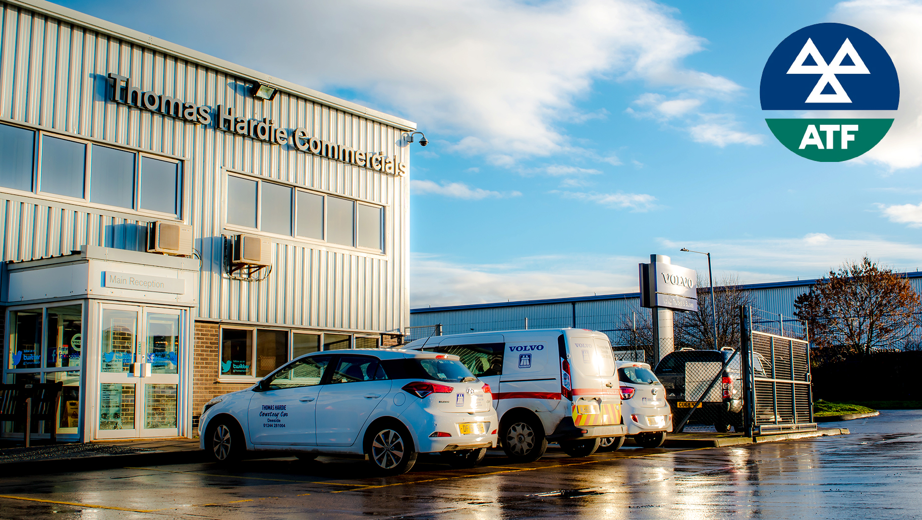 Our Deeside Depot