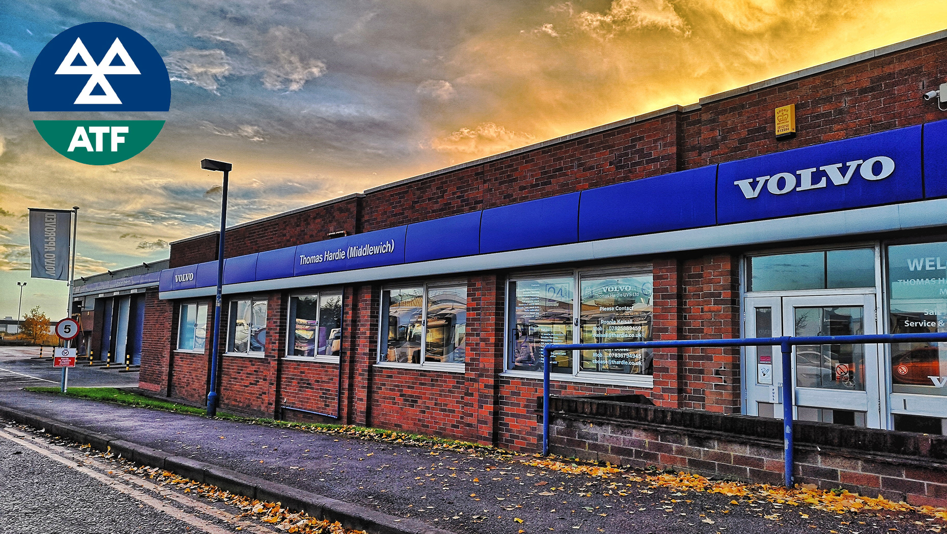 Our Middlewich Depot