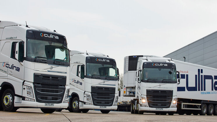 Fuel efficiency and driver comfort see Culina Group return to Volvo for major new truck order