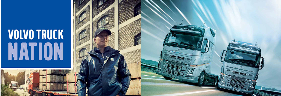 How to join Volvo Truck Nation