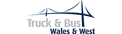 Truck and Bus Wales and West logo