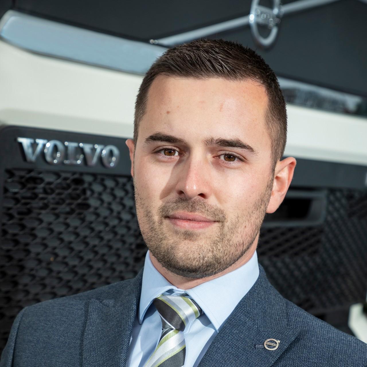 Gareth Stone - Area Sales Manager