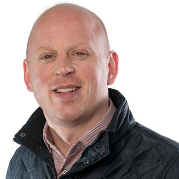 Stephen Hill, Ballyclare Depot Manager