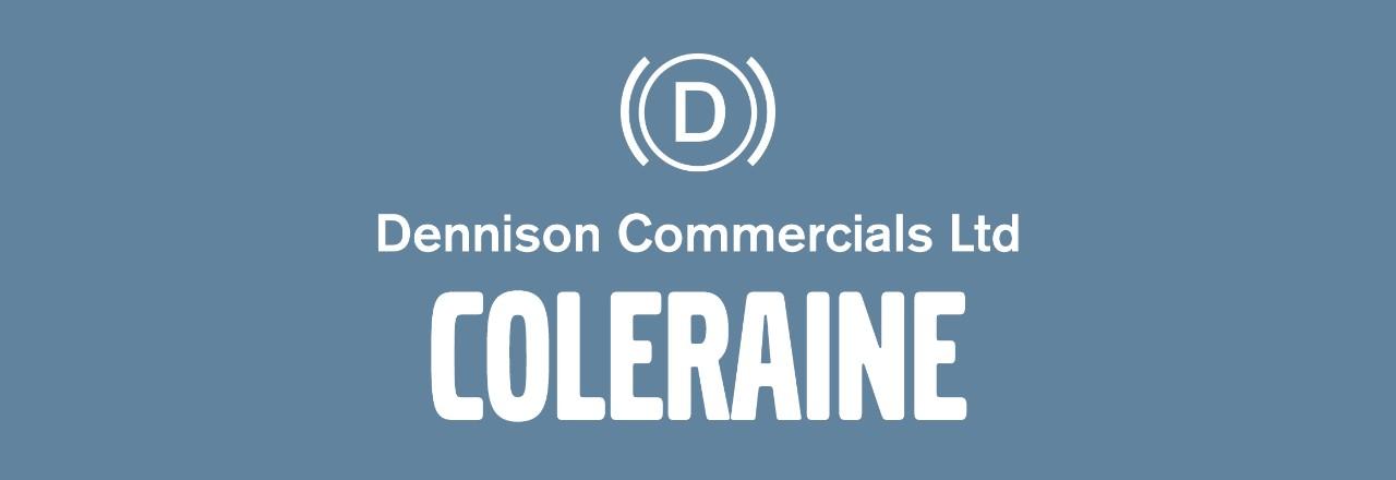 Dennison Commercials, Coleraine Depot