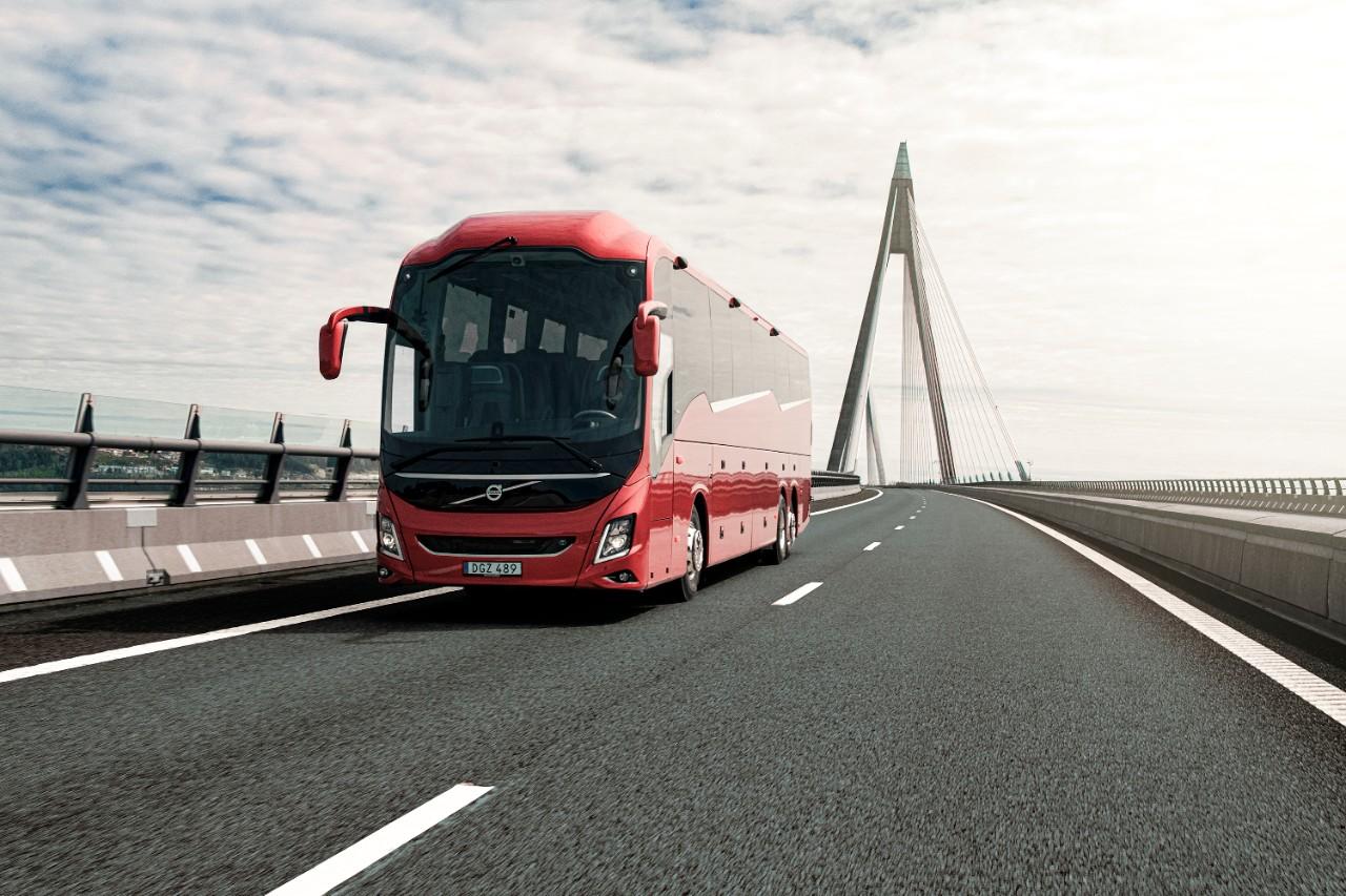Volvo Coach 9900