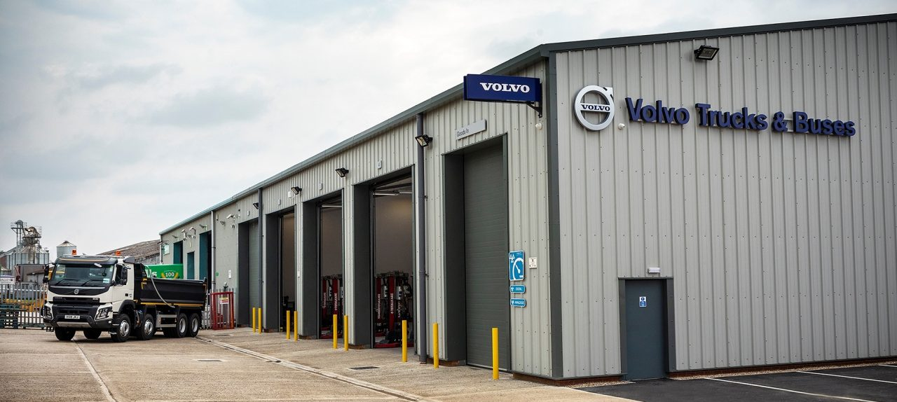Volvo Truck and Bus Centre - Banbury