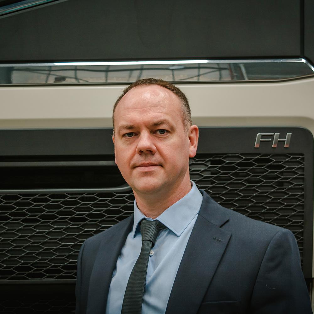 Chris Hull - Depot Manager