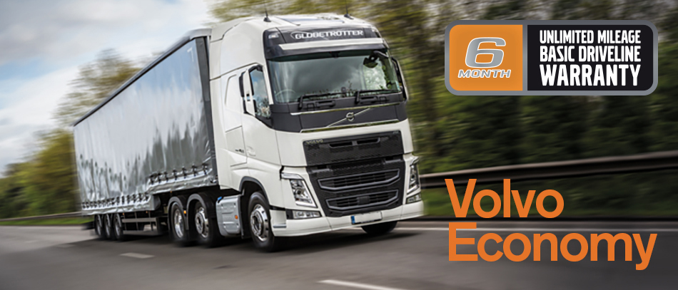 Volvo Used Trucks Economy Warranty