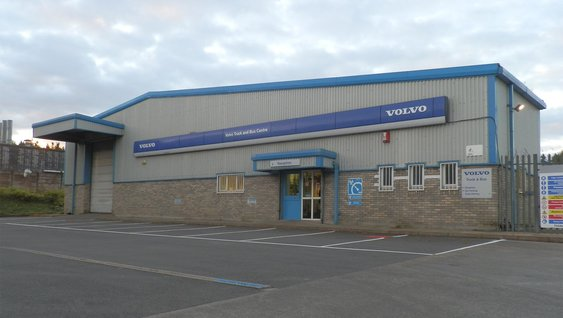 OUR SWANSEA DEPOT