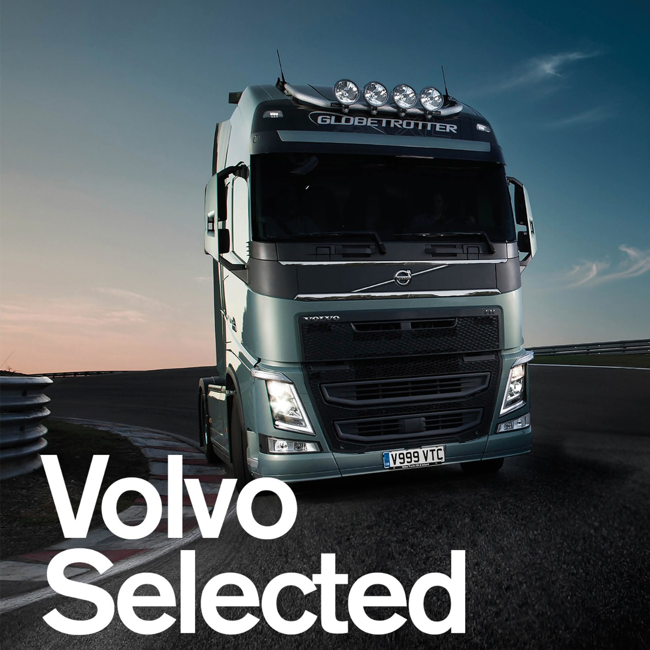 Volvo Selected