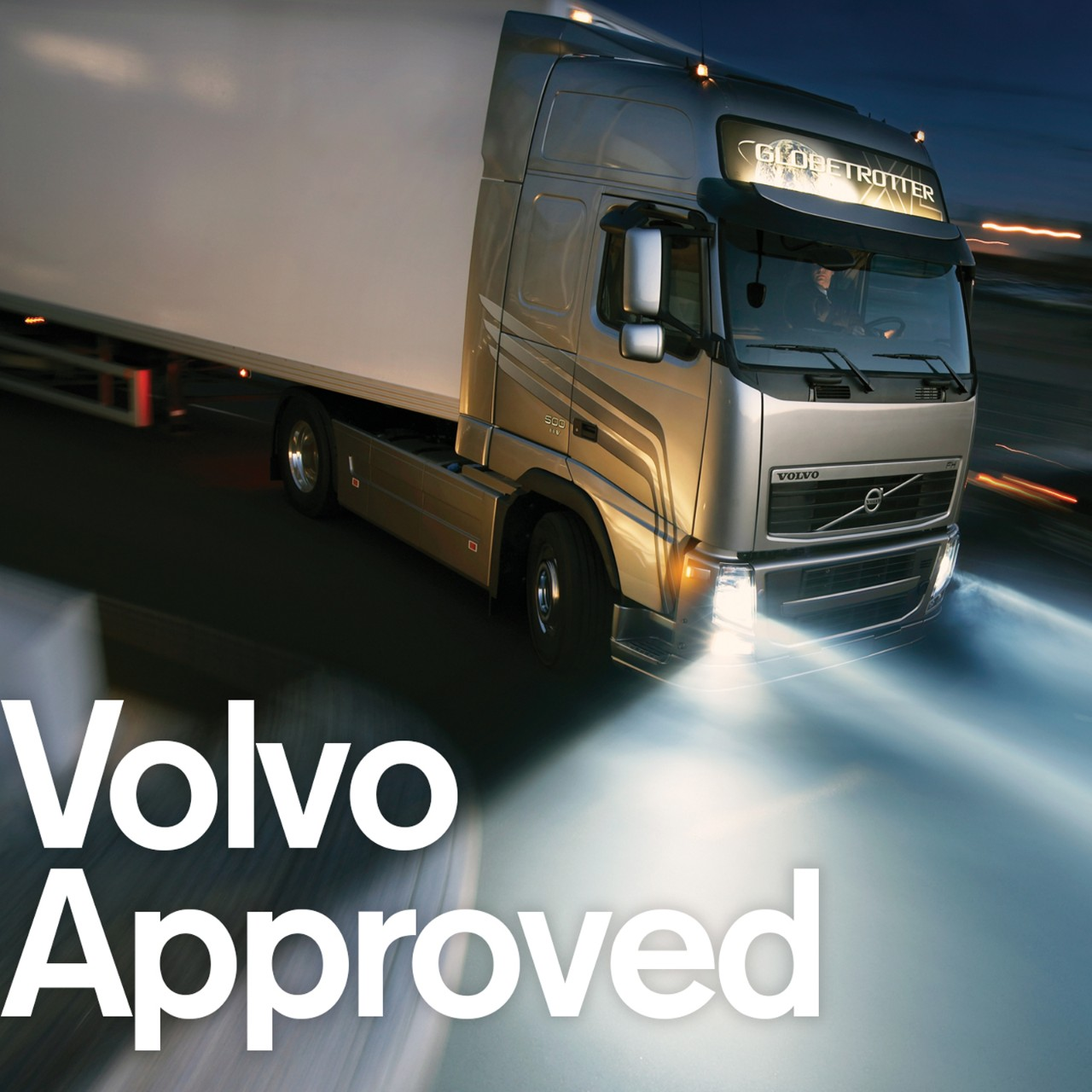 Volvo Approved