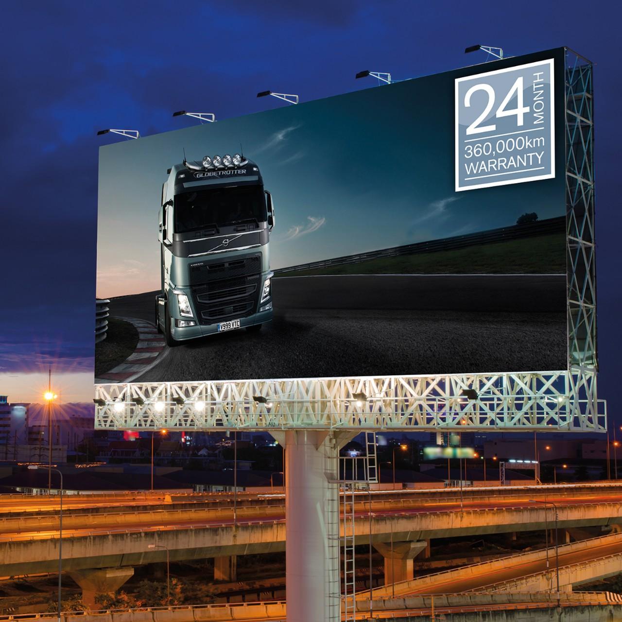 24 month Driveline Warranty